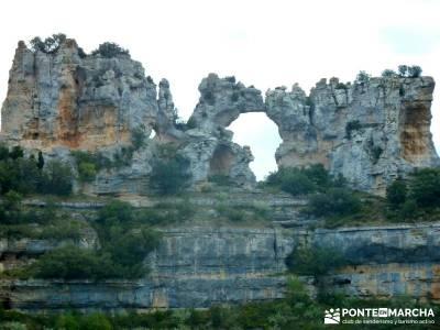 Cañones Ebro, Alto Campoo, Brañosera,Valderredible; primeros auxilios montaña trekking bastones v